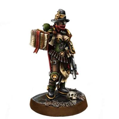 Female Inquisitor Battler