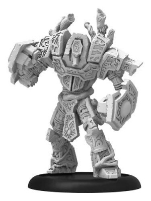 Circle Heavy Warbeast Megalith (plastic)