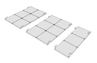 Vault Expansion Pack: Corridor Floors B