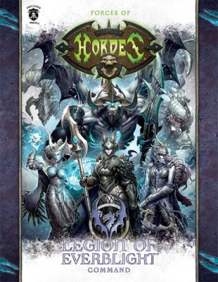 Forces of Hordes: Everblights Legion  Kommandoband