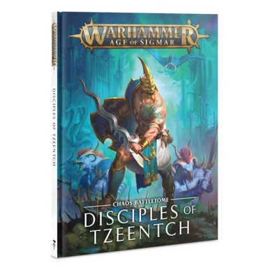 Battletome: Disciples of Tzeentch (englisch Softcover)