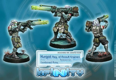Kurgat, Reg. of Assault Engineers (Autocannon) (CA)
