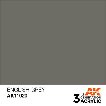 English Grey 17ml