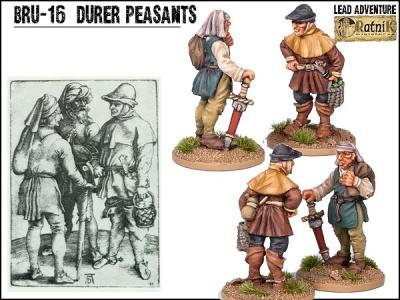 Durer Peasants (2)