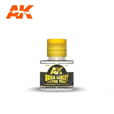 QUICK CEMENT EXTRA THIN 40ml