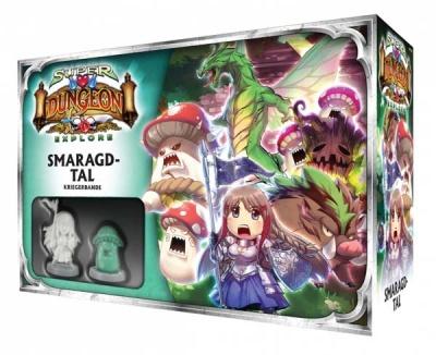 Super Dungeon Explore - DVK - Smaragdtal Kriegerbande