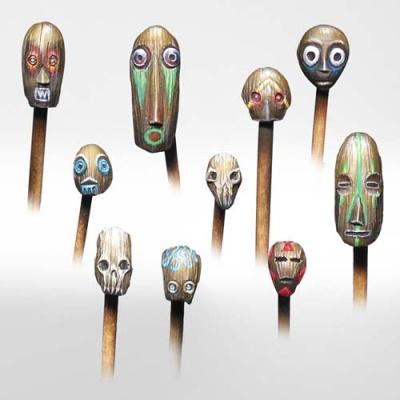 Bamaka Masks (8)