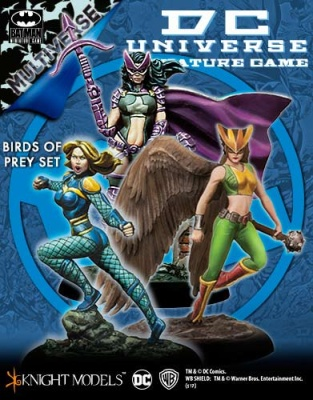 Birds Of Prey Set (3)
