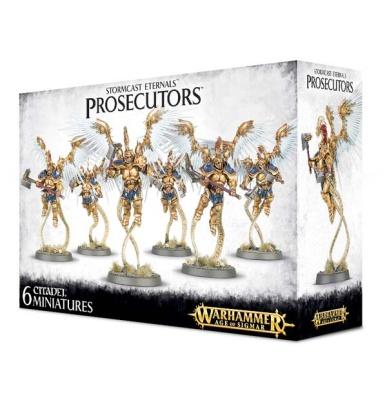 Stormcast Eternals Prosecutors (MO)