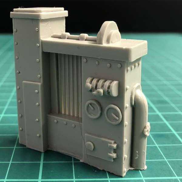 Generator (resin)