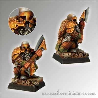 Dwarf Ducal Guard #4