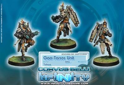 Gao-Tarsos Unit (HMG) (TOH)
