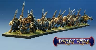 Dwarf Spear Regiment (10)