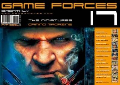 Gameforces #17 (englisch/spanisch)