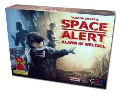 Space Alert - Brettspiel