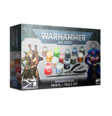 Warhammer 40.000 Citadel Essentials Set