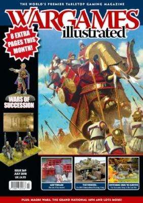 Wargames Illustrated Nr 369