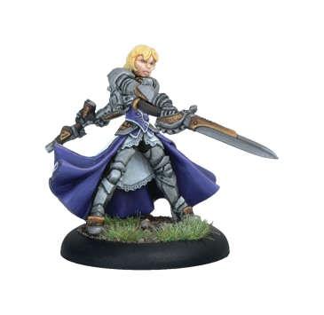 Mercenary Warcaster Ashlynn D'Elyse