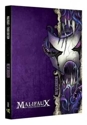 Malifaux (M3E): Neverborn Faction Book