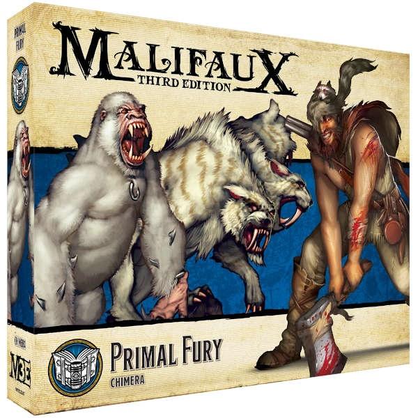 Malifaux (M3E): Primal Fury