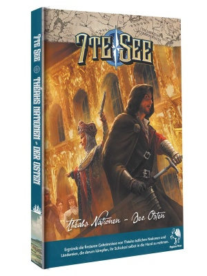 7te See: Théahs Nationen - Der Osten (Hardcover)