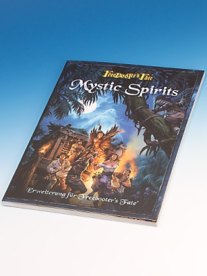Mystic Spirits (english) OOP