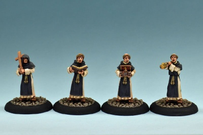 The Monks (4)