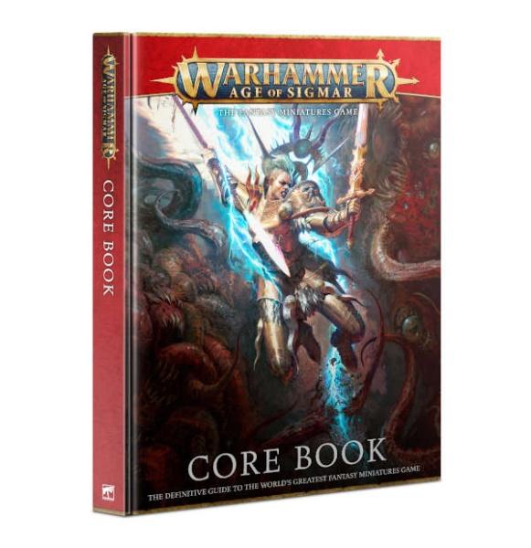 Warhammer Age of Sigmar: Rulebook ENGLISCH