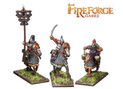 Mongol Heavy Cavalry Command (3)