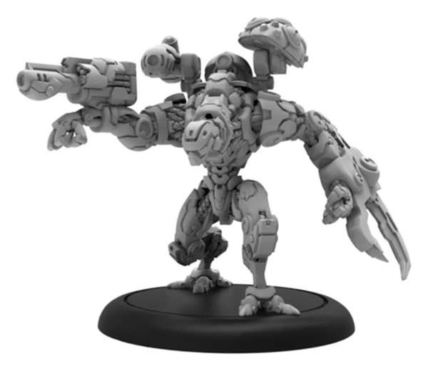 Scourge B - Warcaster Aeternus Continuum Light Warjack