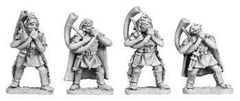 Roman Musicians (8 of 4 designs)