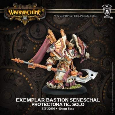 Protectorate Exemplar Bastion Seneschal Solo