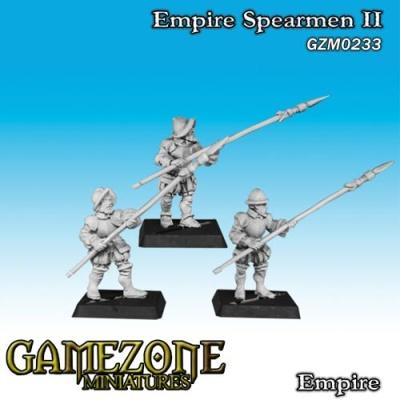 Imperiale Pikenträger II