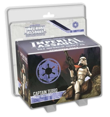 SW: Imperial Assault Captain Terro