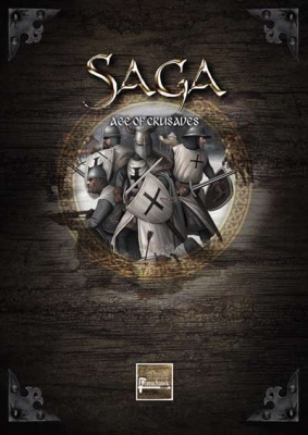 SAGA - Age of Crusades (Englisch)