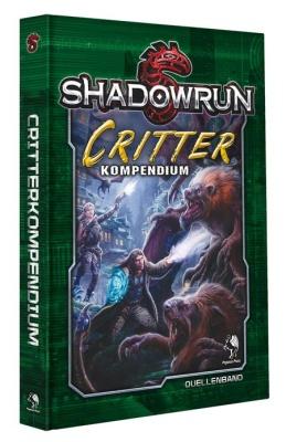 Shadowrun 5: Critterkompendium (Hardcover)