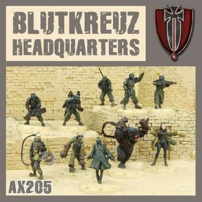 Blutkreuz Headquarters
