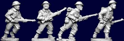 British and Commonwealth Riflemen III (4)