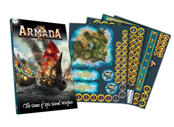 Armada Rulebook & Counters