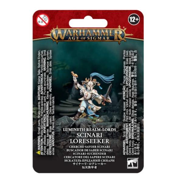 Lumineth Relam-Lords Scinari Loreseeker