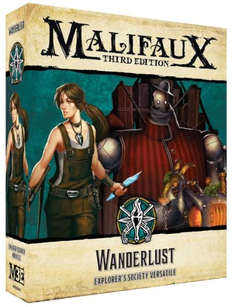 Malifaux (M3E): Wanderlust