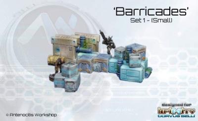 Crate Barricades (Set 1)