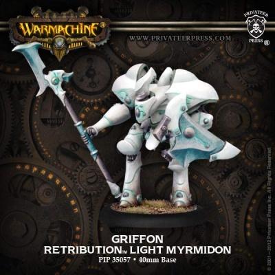 Retribution Griffon Light Myrmidon Box
