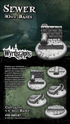 Wyrdscapes - Sewer 30MM  (5)