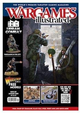Wargames Illustrated Nr 387