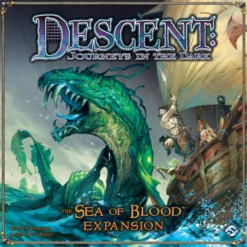 Sea of Blood Expansion engl.