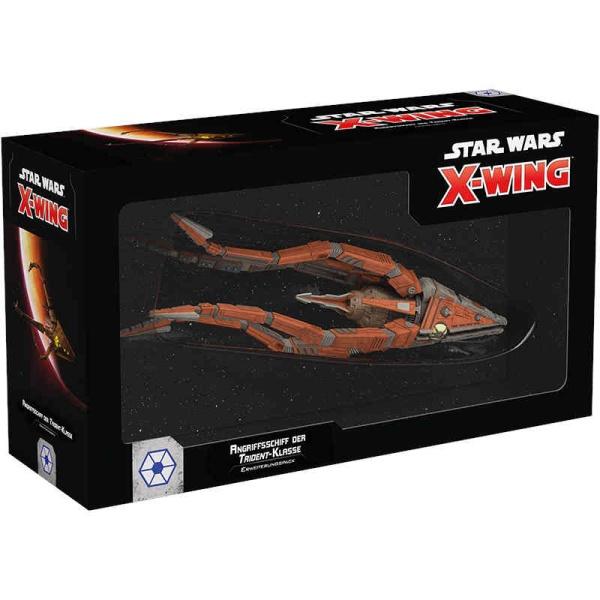 SW: X-Wing 2.Ed. Angriffsschiff der Trident-Klasse