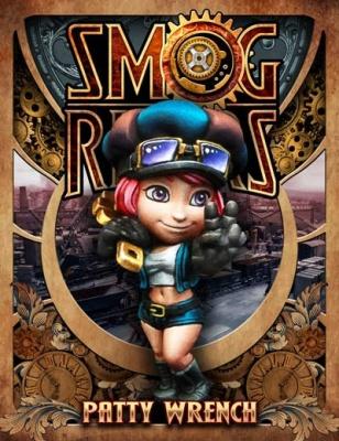 Patty Wrench (Smog Rider)