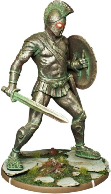 Talos, Colossus of Bronze