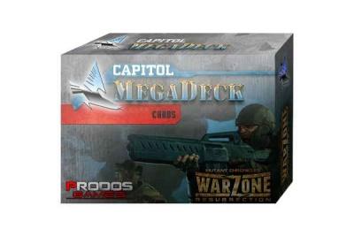 Capitol MegaDeck